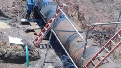 Photo of Invierte CAEV 5 mdp para reparar fugas del acueducto Yuribia