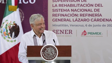 Photo of En 2023 México será autosuficiente en energéticos, confirma AMLO