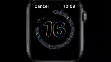 Photo of Apple Watch va a monitorear que te laves bien las manos