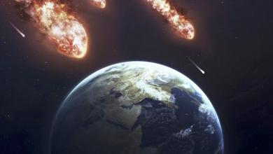 Photo of Cinco grandes asteroides pasarán esta semana cerca de la Tierra
