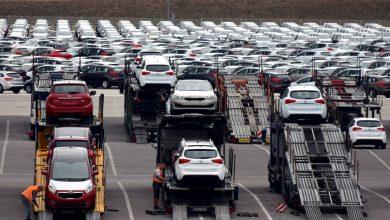 Photo of Exportación de vehículos se desplomo un 95% el mes pasado: INEGI