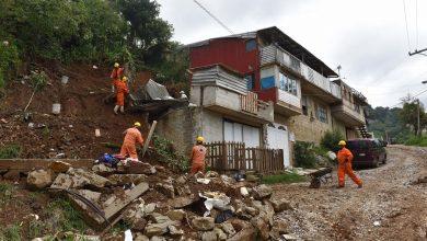 Photo of Atiende Ayuntamiento a población afectada por las lluvias