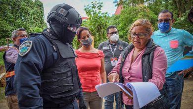 Photo of Evita Ayuntamiento invasión de predios en el fraccionamiento Margaritas