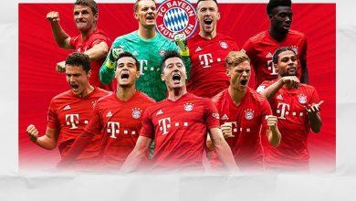 Photo of Bayern es Campeón de la Bundesliga, su octava al hilo y número 30 histórica
