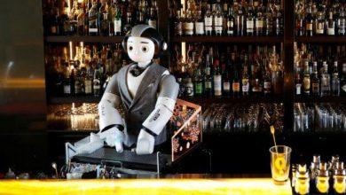 Photo of Corea del Sur utiliza robot bartender para la sana distancia