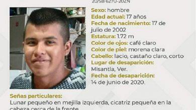 Photo of Buscan a Carlos González, está desaparecido