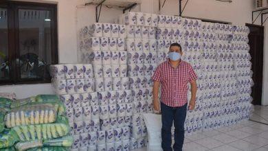 Photo of Catemaqueños siguen recibiendo apoyo alimentario