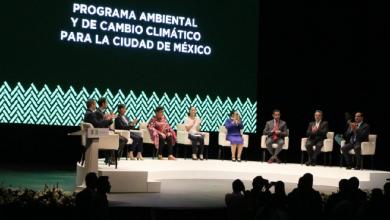 Photo of CDMX gana premio por su lucha contra el Cambio Climático