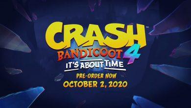 Photo of Crash Bandicoot regresa para este Otoño