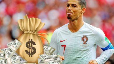 Photo of Cristiano Ronaldo es el primer futbolista billonario de la historia