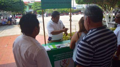 Photo of En Derechos Humanos de Coatza hay un caso de Covid; todos van a cuarentena