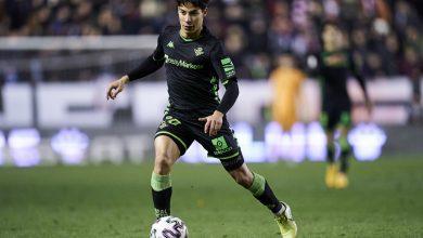 Photo of Diego Laínez, entre los 100 nominados al Golden Boy 2020