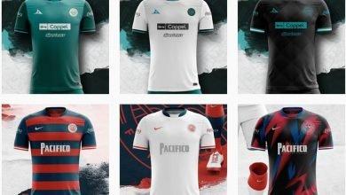 Photo of Circulan en redes sociales diseños de uniformes para el Mazatlán FC