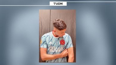 Photo of Edson Álvarez presumió la nueva playera del Ajax