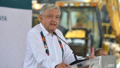 Photo of López Obrador inaugura obras del Tren Maya en Yucatán