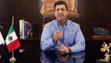 Photo of Gobernador de Tamaulipas da positivo a Covid-19