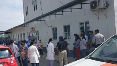 Photo of Sismo causa daños en hospitales de Veracruz