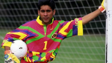 Photo of Preparan documental sobre Jorge Campos