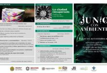 Photo of Presenta el IVEC cartelera de actividades para Junio con Ambiente