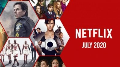 Photo of Netflix: Lista de estrenos para julio 2020