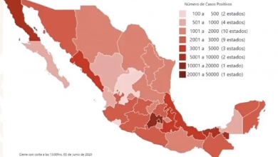 Photo of A cinco días de la Nueva Normalidad México suma 13 mil 170 muertes por Covid-19