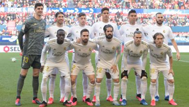 Photo of Real Madrid golea en su regreso a la Liga de España