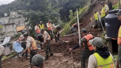 Photo of Activa SSP Plan Tajín para auxiliar a población afectada por fuertes lluvias