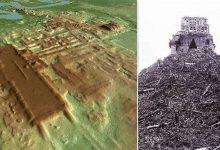 Photo of Descubrieron en México el monumento maya más antiguo y grande conocido hasta el momento