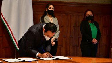Photo of Firman convenio con la FGE y gobierno para pagar rezago de casi 42.8 mdp