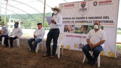 Photo of Reciben 657 unidades de producción de la sierra de Chicontepec