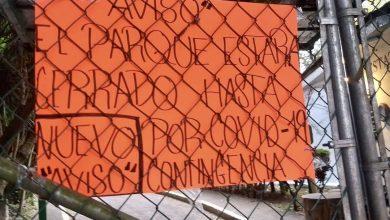 Photo of Ciudadanos insisten en apertura de parques en Xalapa