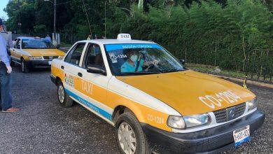 Photo of En severa crisis taxistas de Córdoba; agradecen apoyos del DIF