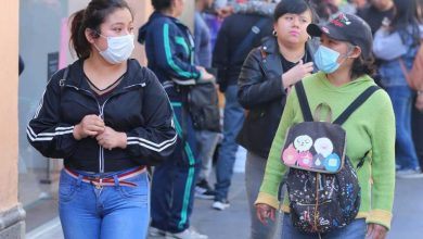 Photo of Si 9 de cada 10 mexicanos usaran cubrebocas bajarían hasta un 60% los contagios