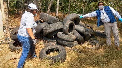 Photo of Más de una tonelada de desechos, en jornada de descacharrización