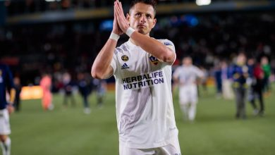 Photo of Chicharito será baja un mes con Galaxy por lesión