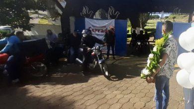 Photo of Motociclista realizan caravana; exigen justicia para Lenin
