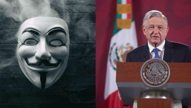 Photo of Anonymous amenaza a AMLO y hackea Condusef