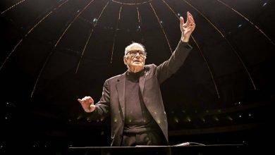 Photo of Muere Ennio Morricone, compositor de bandas sonoras
