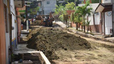 Photo of Pavimentación beneficia a derechohabientes del ISSSTE en San Andrés
