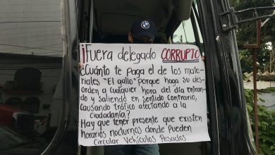 "Photo of Transportistas denuncian ""extorsiones"" de agentes de tránsito en Coatepec"