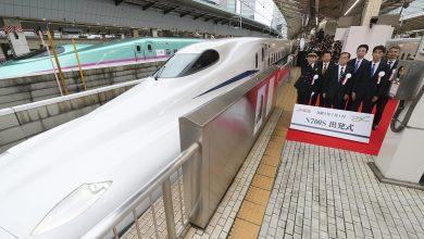 Photo of Japón estrena el tren bala más rápido del mundo a prueba de terremotos