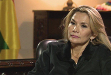 Photo of Presidenta de Bolivia da positivo a Covid-19