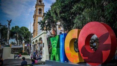 Photo of Villa iluminada en Xico busca alentar el ánimo de la gente: Síndico