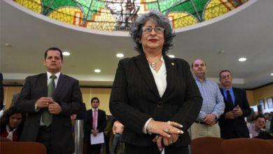 Photo of Consejo de la Judicatura despide a nuera de Sofía Martínez Huerta
