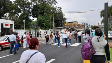 Photo of Personal del IMSS en Orizaba se manifiesta ante la falta de insumos