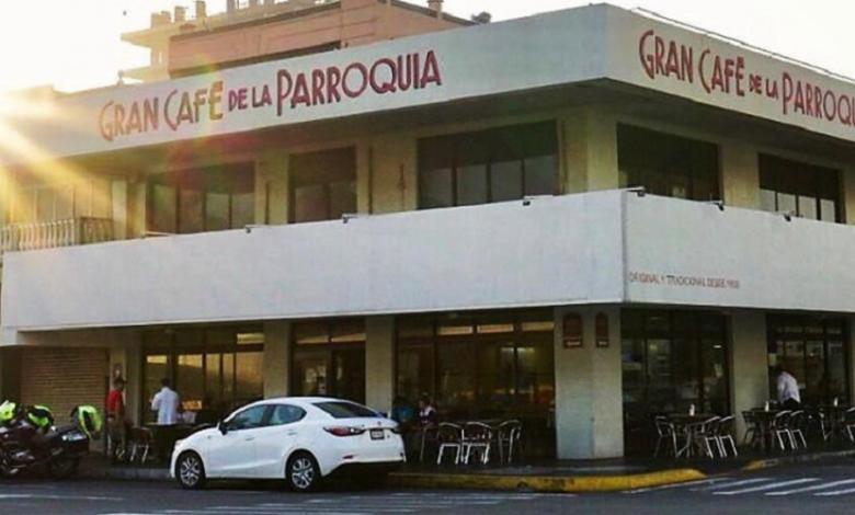 Cierra el Gran Café de la Parroquia del malecón de Veracruz - El Democrata