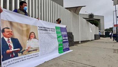 Photo of Pobladores de Chicontepec exigen la liberación de exdiputado local