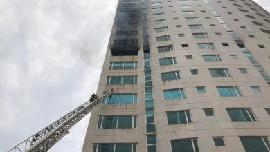 Photo of Controlan incendio en Torre JV