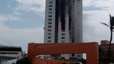 Photo of Se incendia Torre JV de Boca del Río