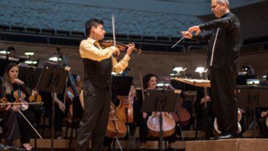 Photo of Recital de violín, en el segundo programa de solistas UV
